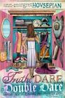 Truth, Dare, Double Dare: Another Year of Dynamic Devotions for Girls by Ann-Margret Hovsepian (Paperback / softback, 2014)