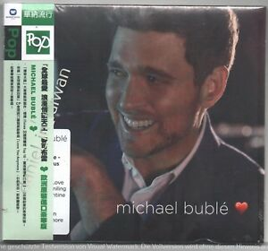 Michael Buble: Love - Deluxe Edition (2018) CD w/ TAIWAN OBI SEALED