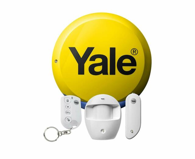 Yale Easy Fit Alarm Starter Kit EF-SKIT NEW - Plain Box