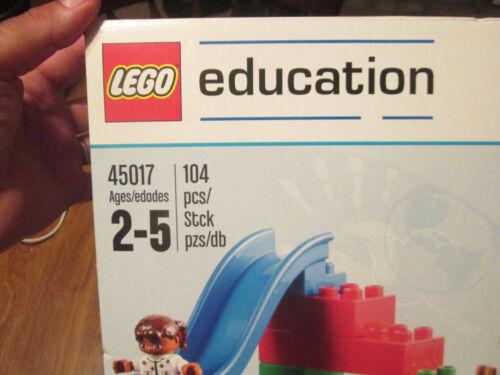 LEGO EDUCATION DUPLO SET PLAYGROUND # 45017 NEW BIG TOYS BIG GIFT BEST PRICE