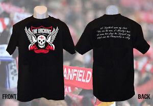 Liverpool Urchins Football Firm T Shirt Jersey Casuals Hooligans