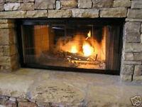Fireplace Doors For Heatilator Fireplaces (36 Set)