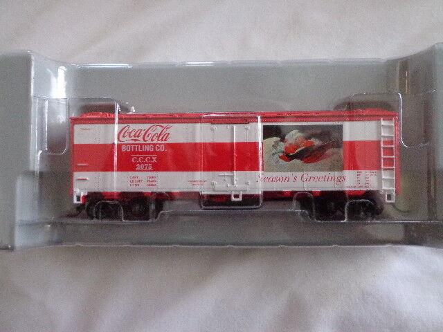 Coca - cola athearn 1   87 - skala 40 stahl gras seasons greetings auto 8331   6 6