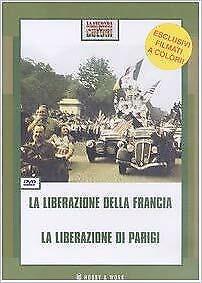 (1405) La liberazione della Francia - La liberazione di Parigi + DVD - AA.VV. -