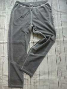 Trousers-Jogging-Joggers-Laura-Kent-Size-44-to-48-Grey-614-Elastic-Band