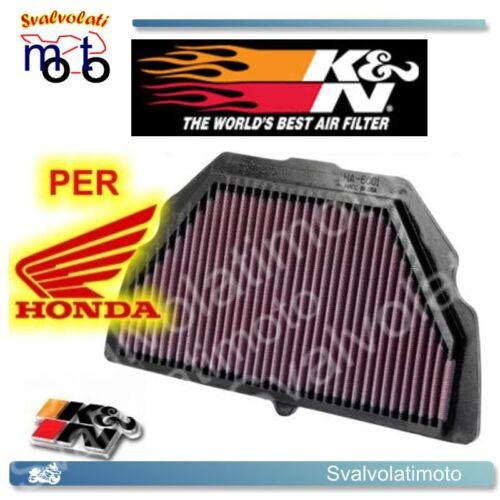 FILTRO ARIA SPORTIVO K/&N HONDA CBR 600 F F4 2006 HA-6001