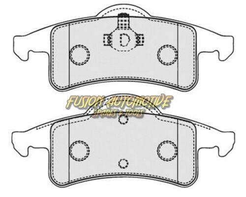 Rear Premier Brake Pads for Jeep Grand Cherokee WJ 07//99-10//00 DB1717