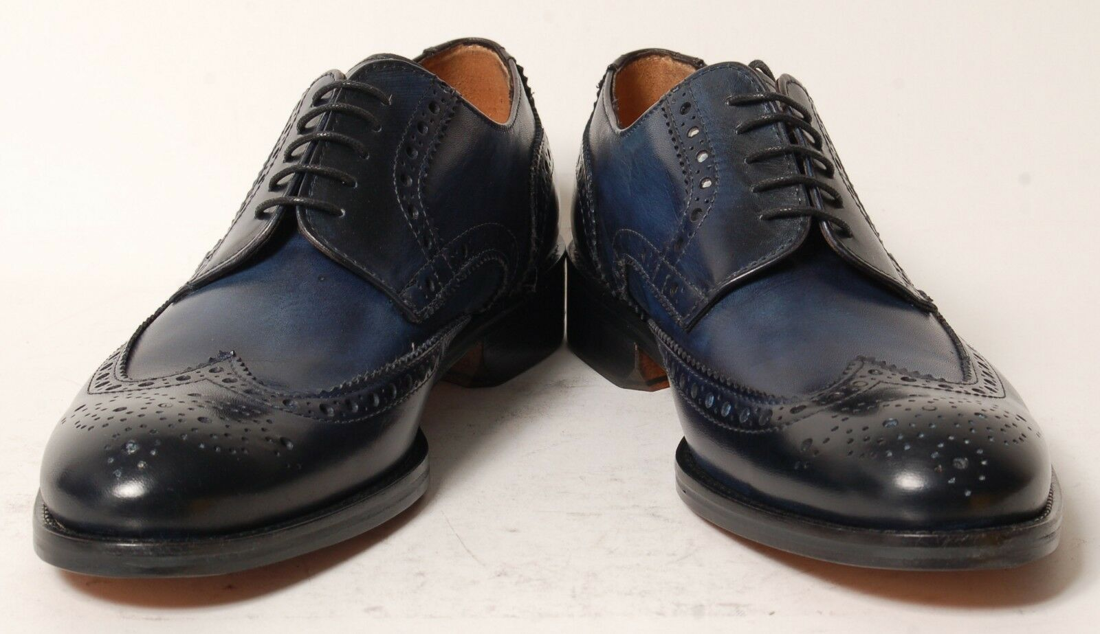 Lace Italian Made Hand Acc Brogue up 1220 Model