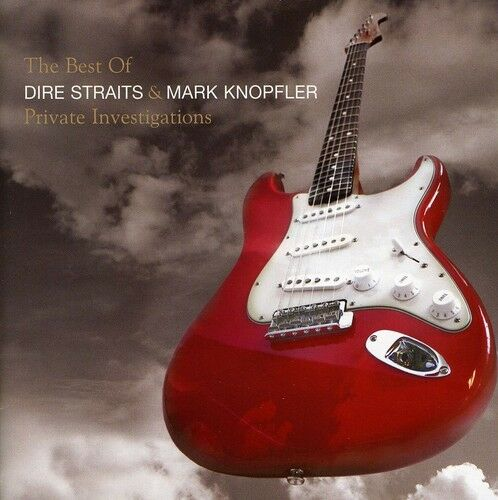 1 of 1 - Dire Straits, Dire S - Private Investigations [New CD] Holl
