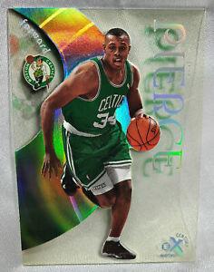 625822e4 PAUL PIERCE 1998-99 E-X Century Basketball RC # 82 Boston Celtics ...