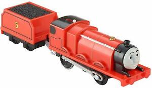 Thomas & Friends TRACKMASTER JAMES Motorized Train & Car Fisher Price BML08