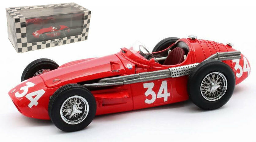 Matriz Maserati 250F rd Bélgica GP 1956-Stirling Moss 1 43 Escala