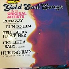"LP  ""Gold Sad Songs""  Mint Record"