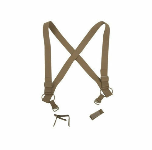 Viking Tactics VTAC Brokos Combat Suspenders - Coyote