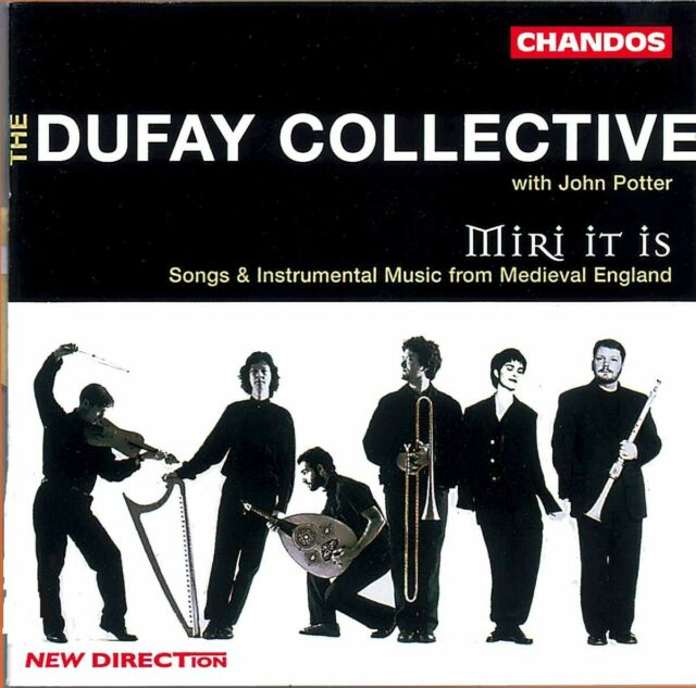 THE DUFAY COLLECTIVE - Miri It Is