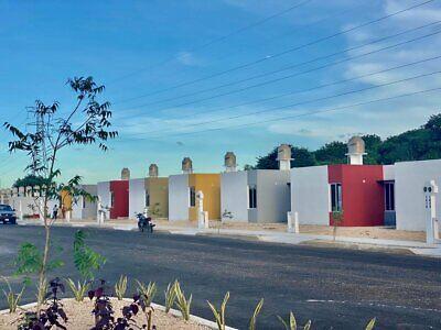 Casa en venta en Diamante Península, Mérida, 2 recámaras.