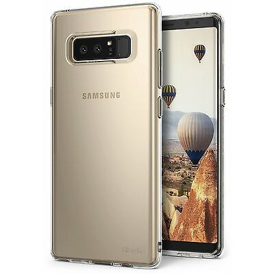 Ringke® For Samsung Galaxy Note 8 [AIR] Slim Light Weight TPU Clear Case Cover
