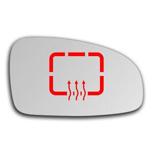 Rechts Asphärisch Spiegelglas Beheizbar für Daewoo Kalos 2002-2011