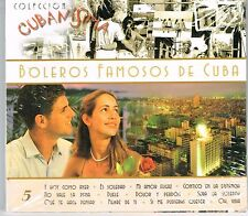 Boleros  Famosos de Cuba  Vol 5    BRAND  NEW SEALED  CD