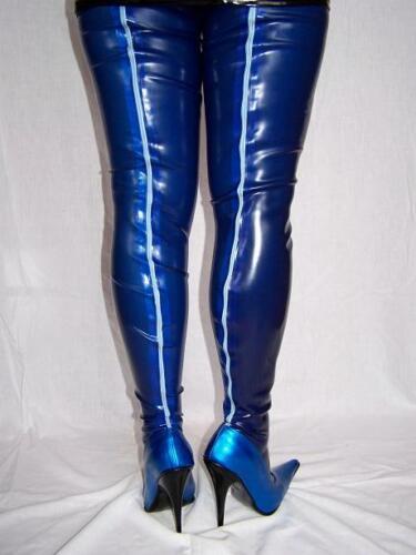 High heels latex gummi 36 37 38 39 40 41 42 43 44 45 46 47 48 Bolingier FS413