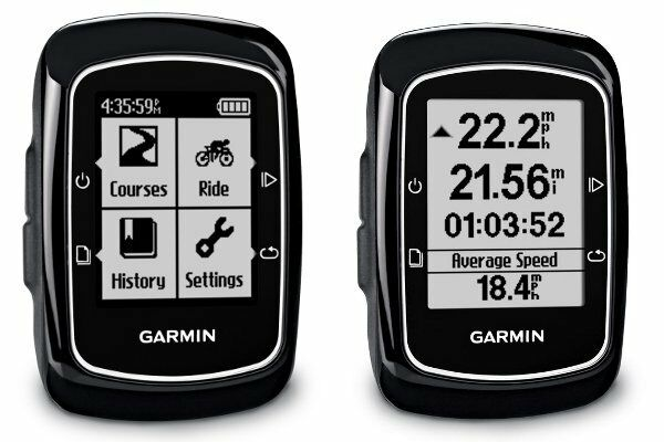 Garmin Edge 200 Cycling Computer Bike Trainer GPS Handheld Receiver&Mount