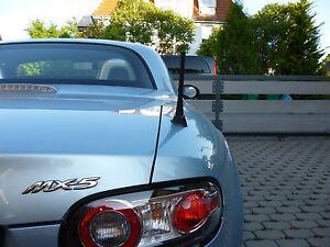 Mazda-MX5-MX-5-Miata-Eunos-2005-on-Short-Aerial-Antenna-Mast-Ersatzrute