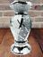 miniature 11 - Flower Vase Flower Pot Crushed Diamond Mirror Effect Home Decor Ceramic Vase New