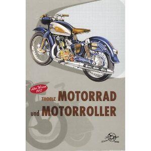 Thoelz-Motorrad-und-Motorroller-Reparaturbuch-Reparaturanleitung-Handbuch-Buch