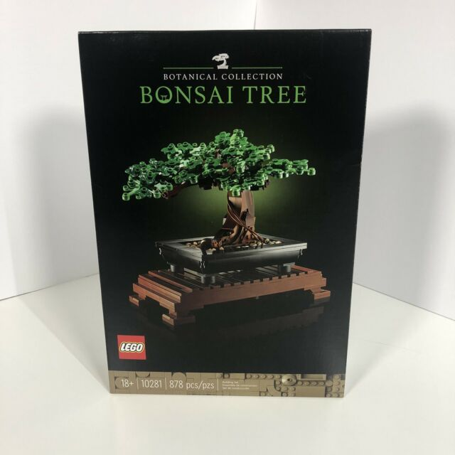 Lego 10281 Bonsai Tree Botanical Collection IN HAND Valentine 2021 NEW