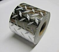 Mini Diamond Plate Vinyl Tape, Choose Your Size, Small Diamonds