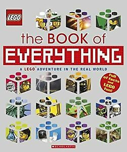 LEGO: The Book of Everything, Scholastic,, Used; Very Good Book