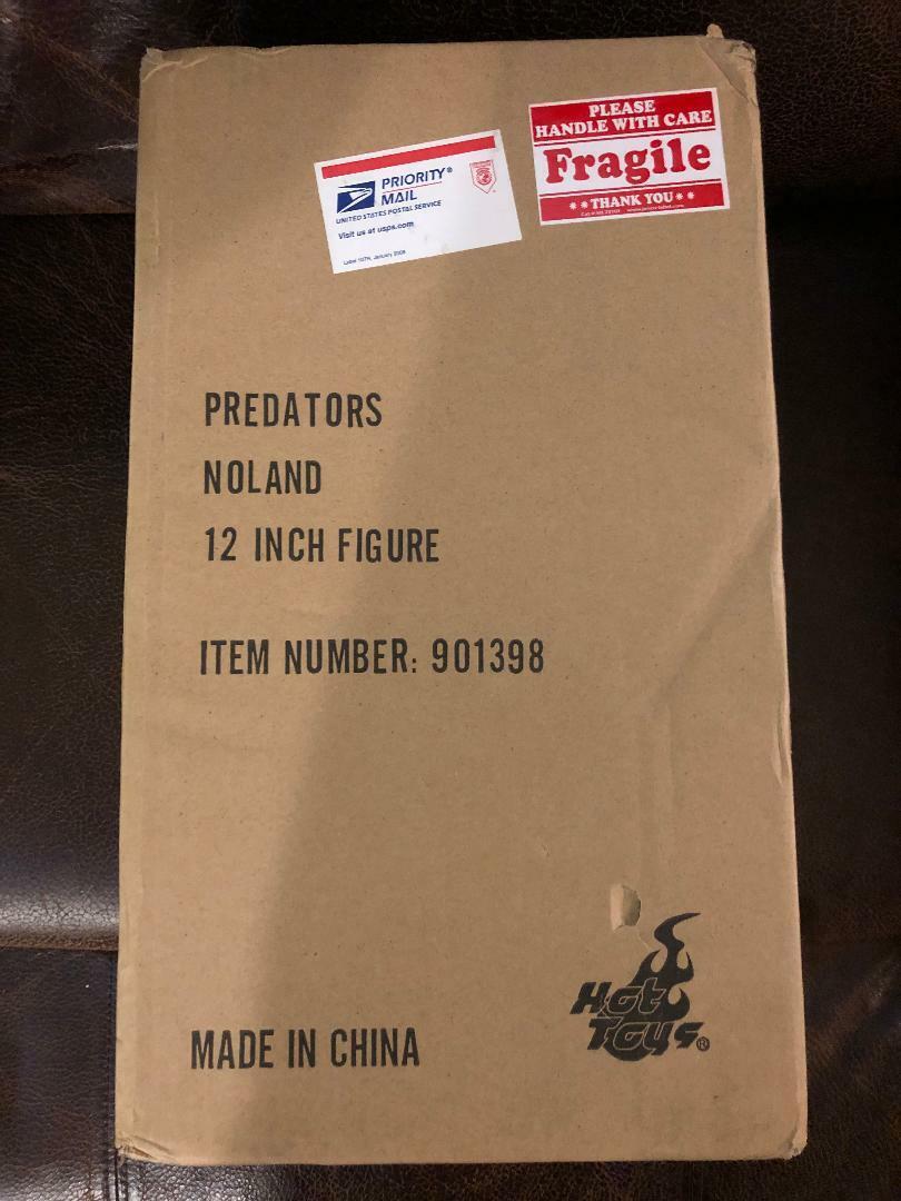 HOT TOYS MMS 163 PREDATORS – NOLAND (NEW) on eBay thumbnail