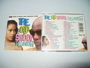 the-Old-Skool-Reunion-2-cd-1997-38-tracks-funk-amp-soul-Ex-Condition