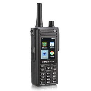 Radio-tone-RT4-4G-LTE-Android-6-0-wifi-PTT-Zello-echolink-teamspeak-Smartphone
