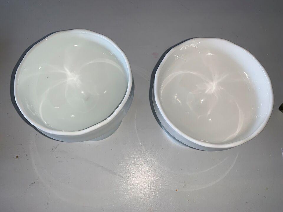 Glas, Opsats, Presset glas