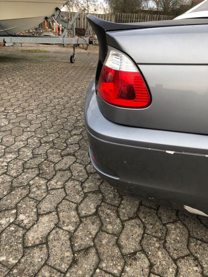 Spoiler, BMW , E46