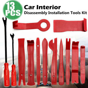 13Pc-Car-Auto-Door-Dash-Audio-Radio-Panel-Trim-Install-Open-Removal-Pry-Tool-Kit