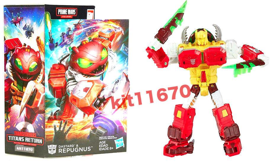 Transformers Generations Exclusive Prime Wars Trilogy Trilogy Trilogy Repugnus Fast AU Shipping 999edc