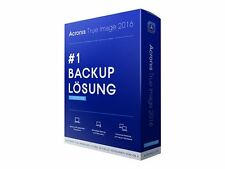Acronis True Image 2016 for PC 1 User Digital Download License EASY