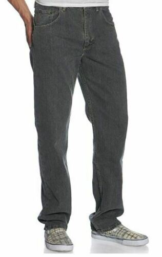 Wrangler Iconic Jeans Mens Stretch Denim Regular Fit Casual Work Trousers Bottom