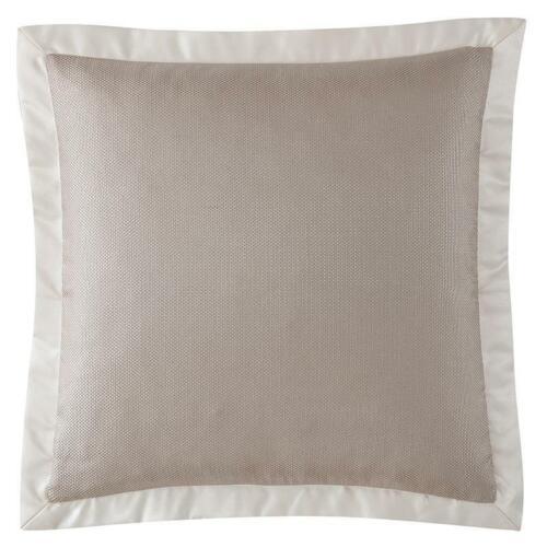 veratex trevino new 85 reversible euro sham european pillow case 26 gold nwt pillow shams home garden