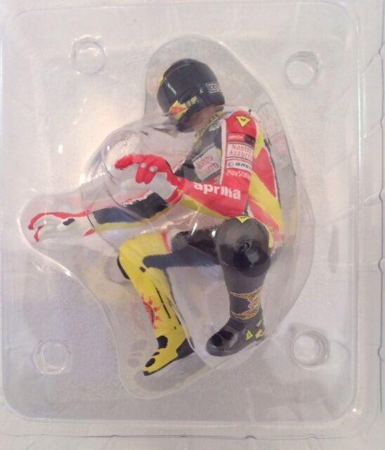 Minichamps 1.12 scale Valentino Rossi  Figure MOTOGP 250 Year 1999.