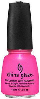 China Glaze Nail Polish - HANG-TEN TOES -.5oz, 15ml - 80438