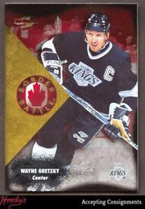 1995-96-Score-Border-Battle-2-Wayne-Gretzky-Insert-KINGS