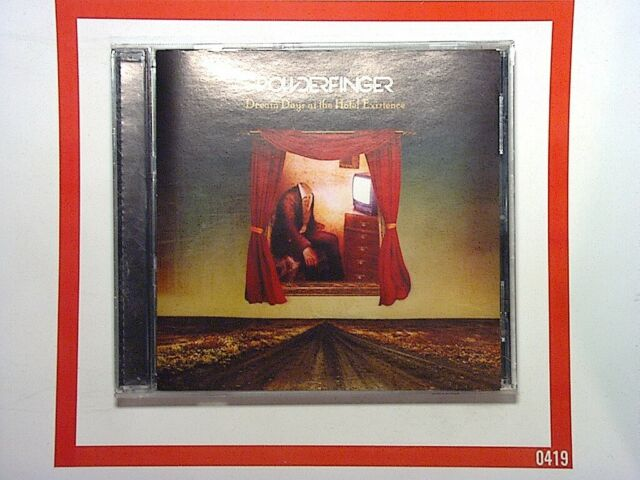 PowderfingerDream Days At The Hotel Existence CD Nr Mint