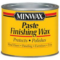 Dark Minwax Paste Finishing Wax
