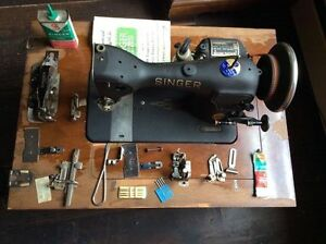Image Is Loading 1939 Singer 128 Electric Sewing Machine S N AF294724