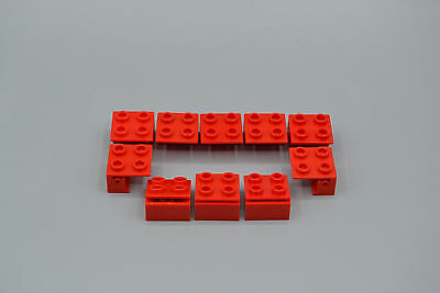 Lego 3937//3938 Set  Kipp Scharniere 1x2 Weiß 4 Stück 43