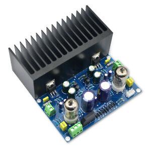 HIFI-Vacuum-Tube-Amplifier-Board-Electronic-Valve-Amplifier-6J1-LM1875-Ampl-N3T7