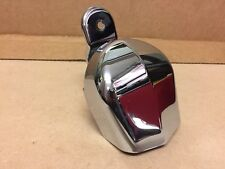 Genuine Harley Davidson Horn Kit Chrome Cowbell Softail Touring Dyna  61300478A